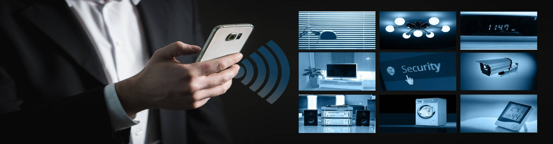 Connected Home Image